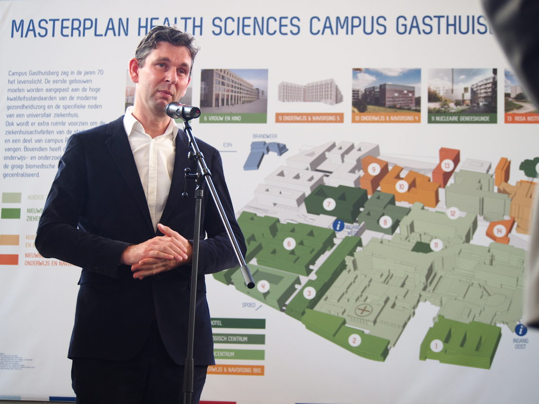 Prof., Dr. Jos Tournoy, (c) foto AndyMerregaert