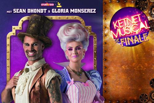Sean Dhondt speelt hoofdrol in Ketnet Musical: De finale