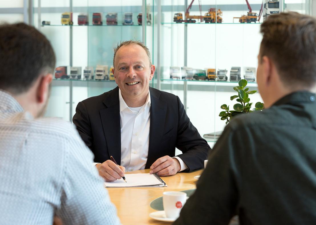 Gertjan Breij, le directeur général de DKV Euro Service Benelux, à propos de la DKV BOX EUROPE