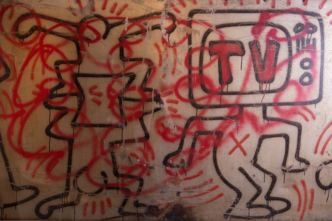 """Untitled"" by Keith Haring"