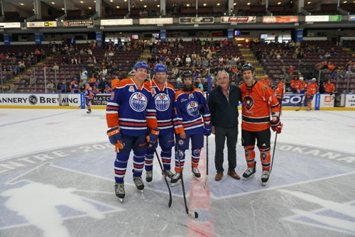 The Gord Bamford Foundation and The Kids Matter Youth Foundation First Annual Pics & Sticks Event Raises $50,000 For BC Charities