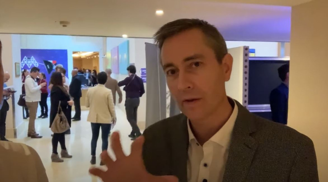 BE[IN]CRYPTO|Exciting Things To Come For Electroneum ETN! CEO Richard Ells Interview at AIBC Blockchain Conference in Malta