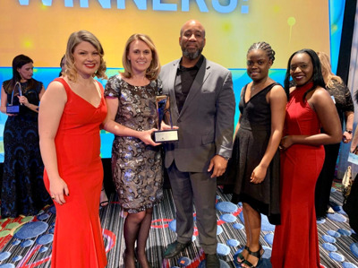 British Virgin Islands Tourist Board and Film Commission receives Prestigious Travel Marketing Awards