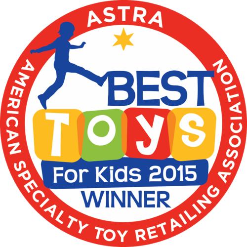 """OgoSport Wins 2015 ASTRA """"Best Toys for Kids"""" Award"""
