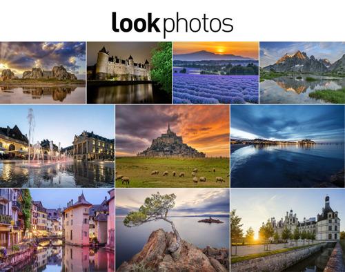 Retrouvez lookphotos sur PixPalace