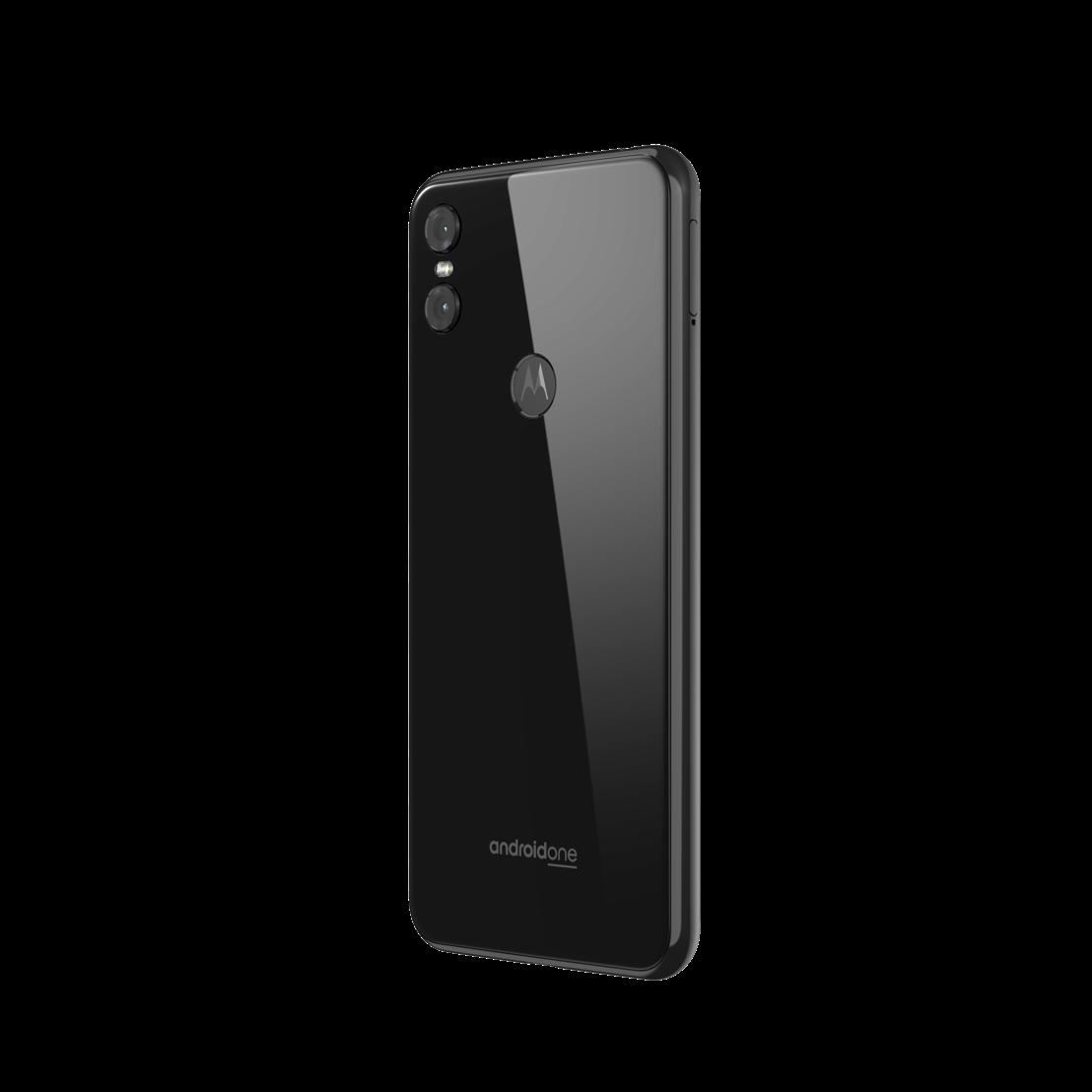 Motorola One Backside Right