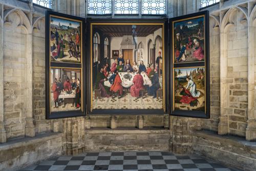 Invitation: une exposition exceptionnelle s'ouvre à l'église Saint-Pierre de Louvain