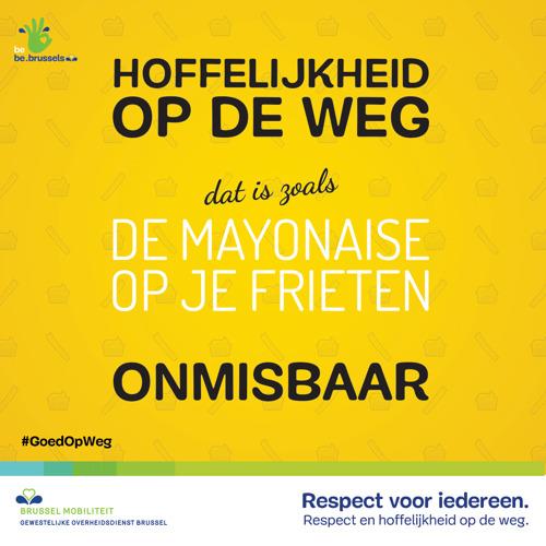 VO Citizen heeft het recept voor meer verkeersveiligheid in Brussel!