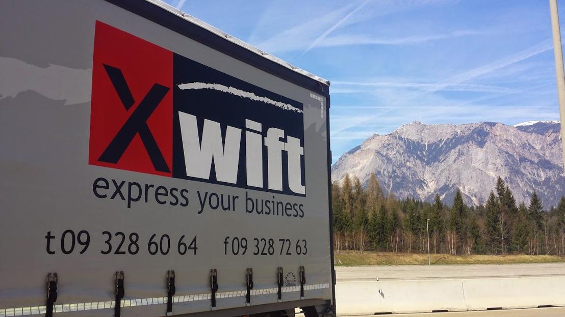 XWIFT paie son péage kilométrique belge avec DKV