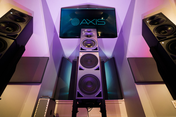 Preview: Neumann Monitors For Immersive Audio at Axis Audio / Nashville