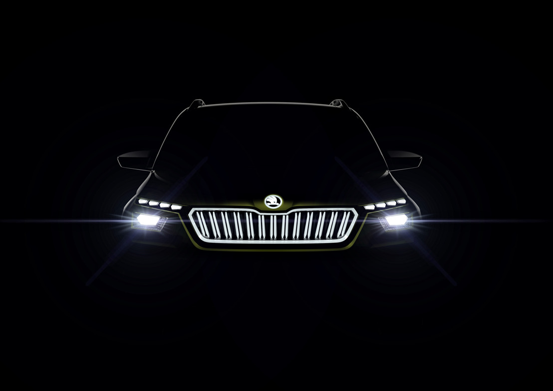 World premiere in Geneva: ŠKODA VISION X study combines CNG, petrol and electric drive