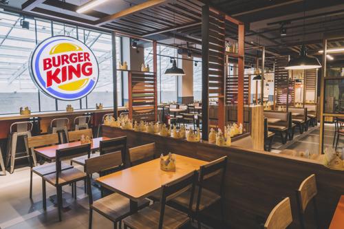 Le tout premier BURGER KING® de Wallonie ouvre demain à Charleroi