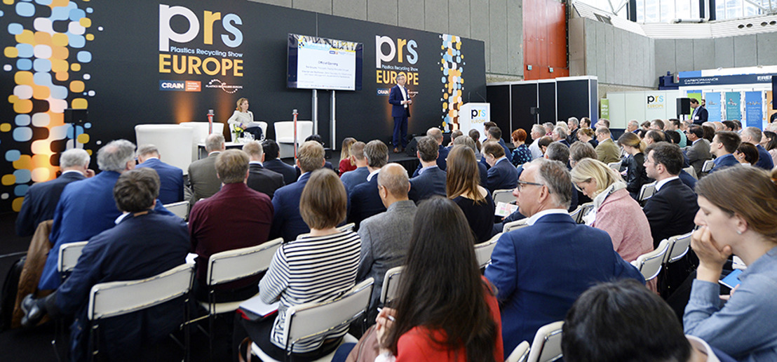 Footfall Increases by over 70% at Plastics Recycling Show Europe