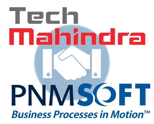 BPM Software Vendor PNMsoft Collaborates With Leading Indian IT Exporter Tech Mahindra To Offer Superior Customer Experiences