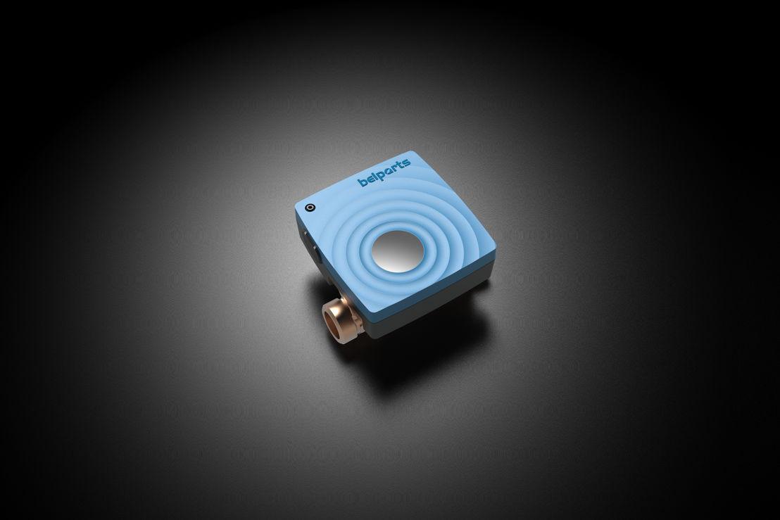 Dynamx - Regelafsluiter - Achilles Design voor Belparts - Henry van de Velde Efficiency Award Nominee