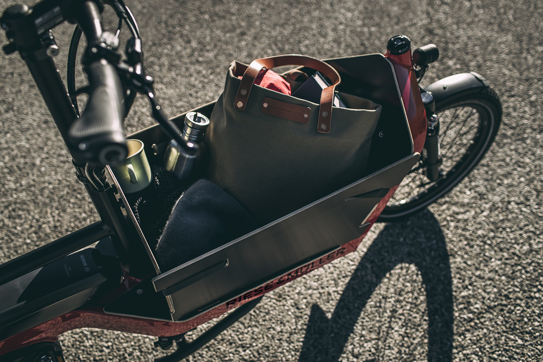 How a Love of Handbags Inspired the Style of an e-Bike