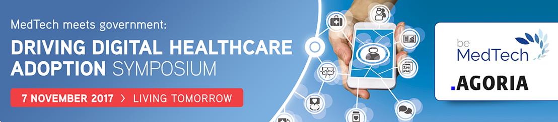 Invitation de presse: 'Driving Digital Healthcare Adoption - MedTech meets Government'