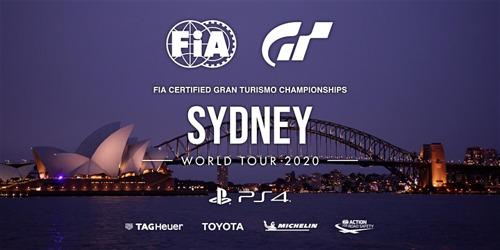 FIA Gran Turismo Championships 2020 starten am Wochenende in Sydney