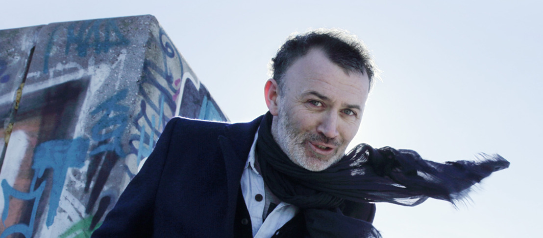Irish legend Tommy Tiernan live on stage in Belgium