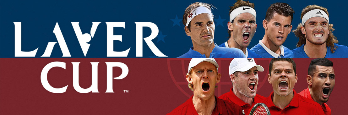Ice Vs Fire: A Closer Look At The Laver Cup's Rival Captains