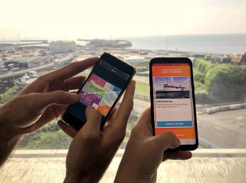 P&O Ferries lance une nouvelle application mobile pour profiter davantage de ses vacances