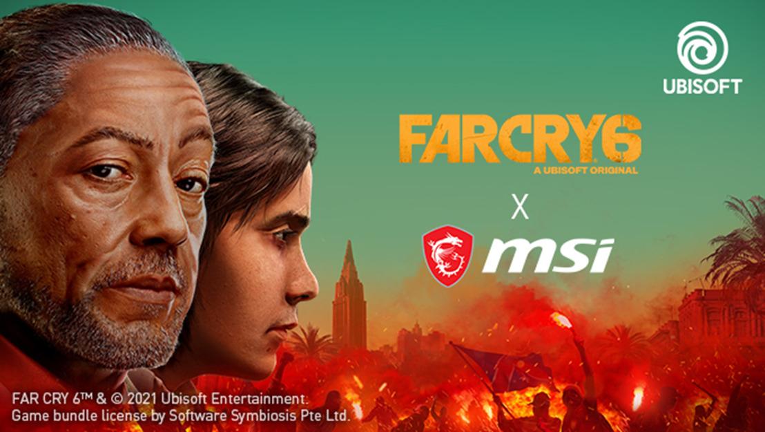 MSI und Ubisoft schließen sich zusammen und statten Far Cry® 6 mit Ambient Link aus