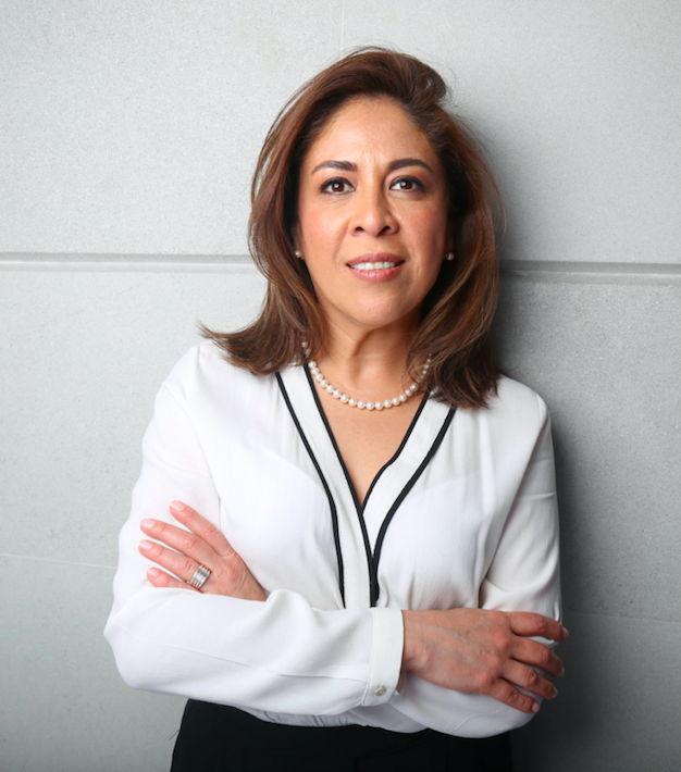 Karla Rosas como Directora de Multiindustrias en México.