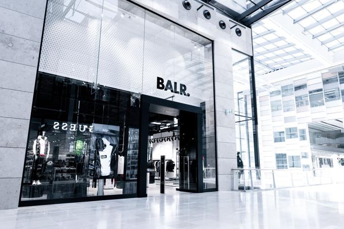 BALR. beveiligt winkels met Checkpoint Systems zonder concessies voor de (merk)beleving