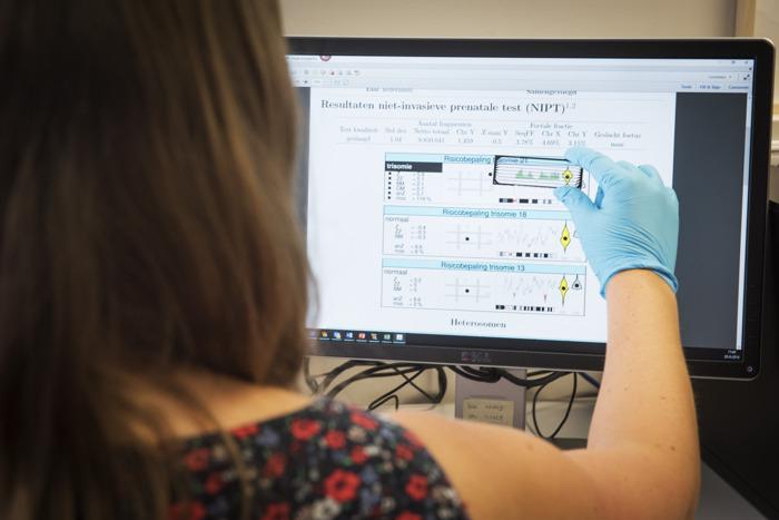 Genetische NIPT-test toont aan of moeder draagster is van ziekte van Duchenne