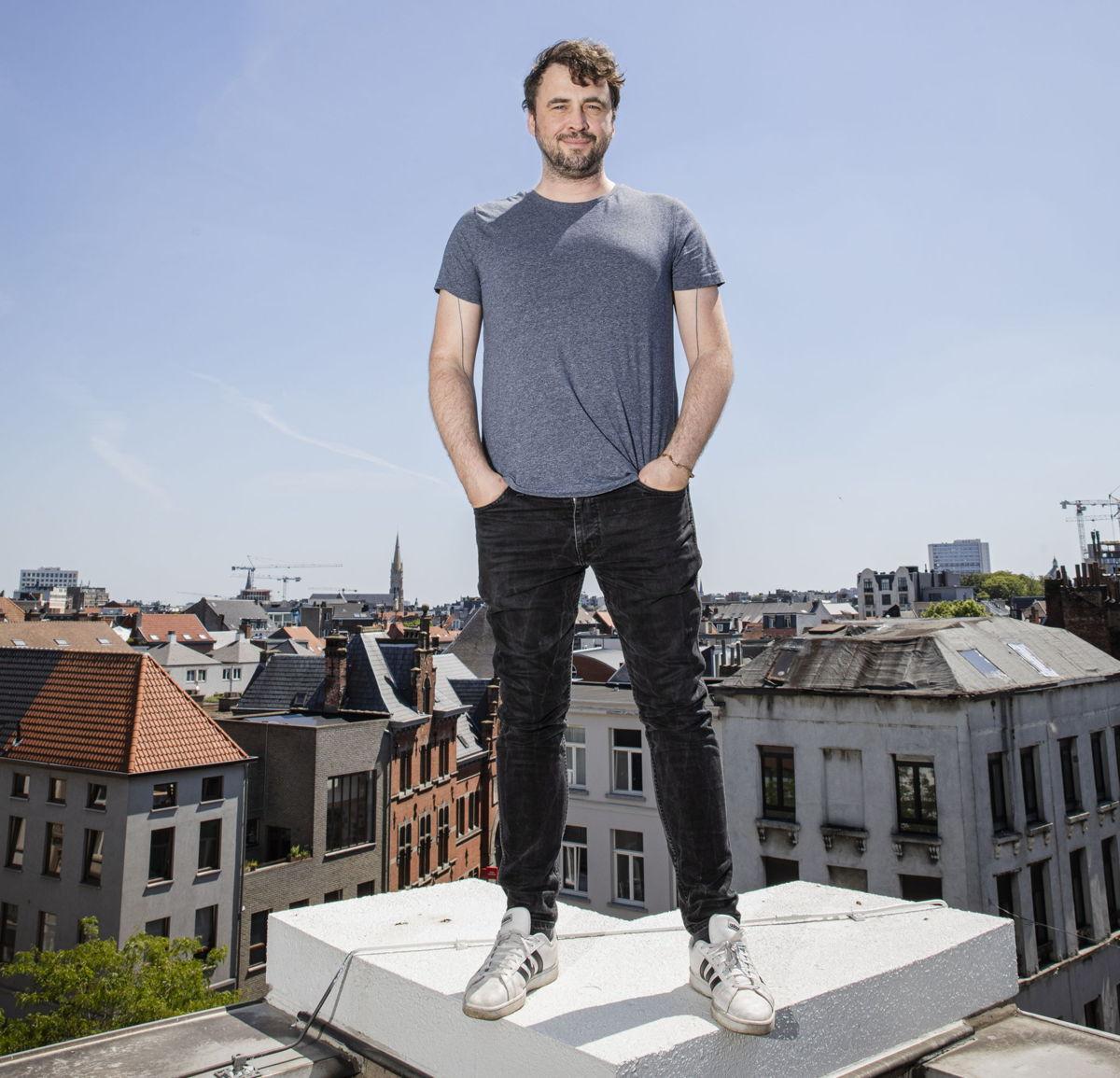 Lode Uytterschaut - founder & CEO Start it @KBC