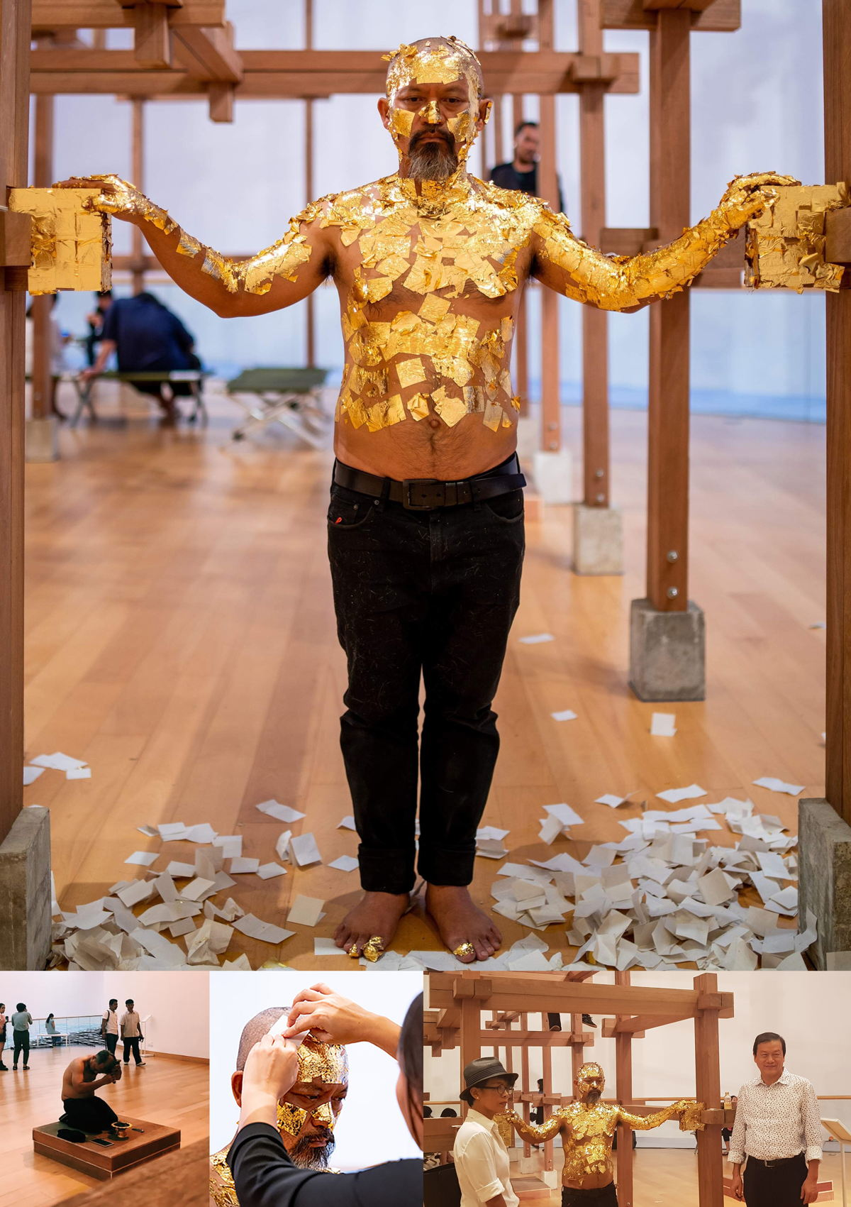 'Artist in Residence', Taweesak Molsawat