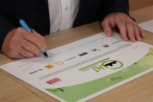 Preview: CULT brengt vooraanstaande bedrijven samen om efficiënter en groener pakjes te leveren