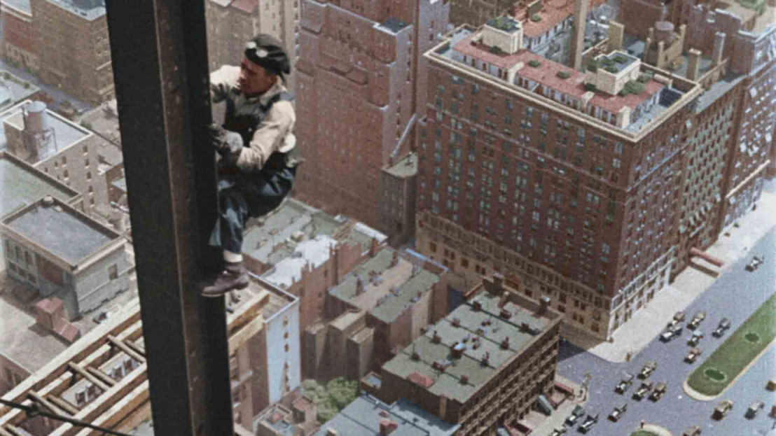 America in Color - afl 1 - Manhattan - (c) Smithsonian Channel