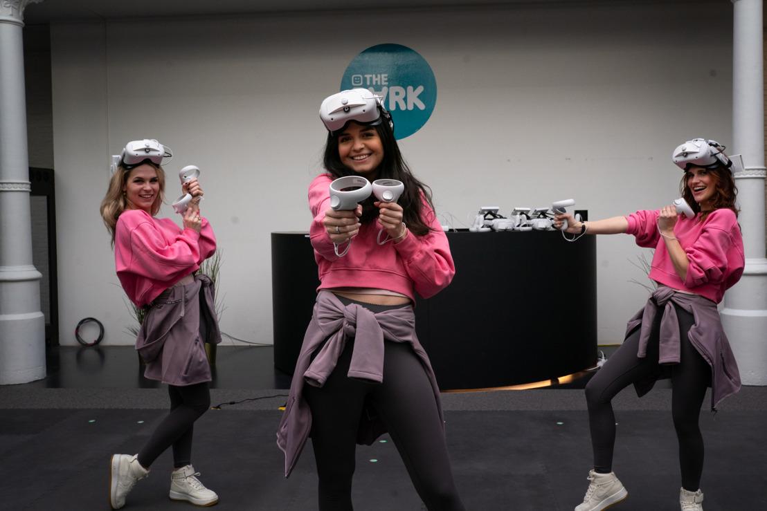 Belgische première: The Park en Studio 100 pakken uit met gloednieuwe Virtual Reality-beleving op maat van kinderen