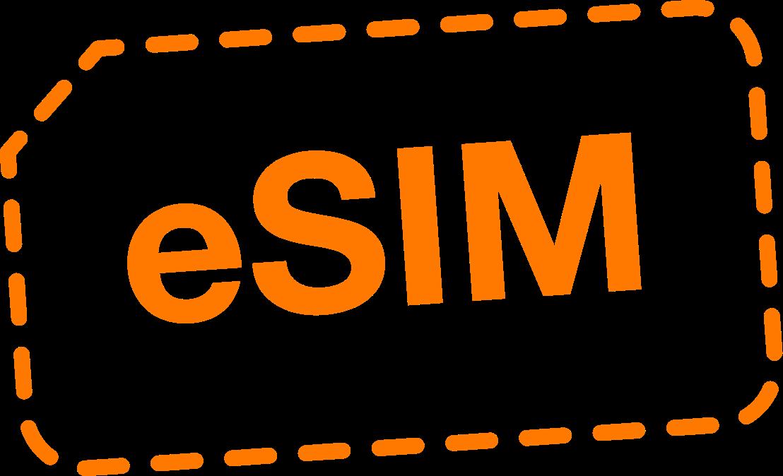 Orange Belgium brengt als eerste eSIM op de Belgische markt