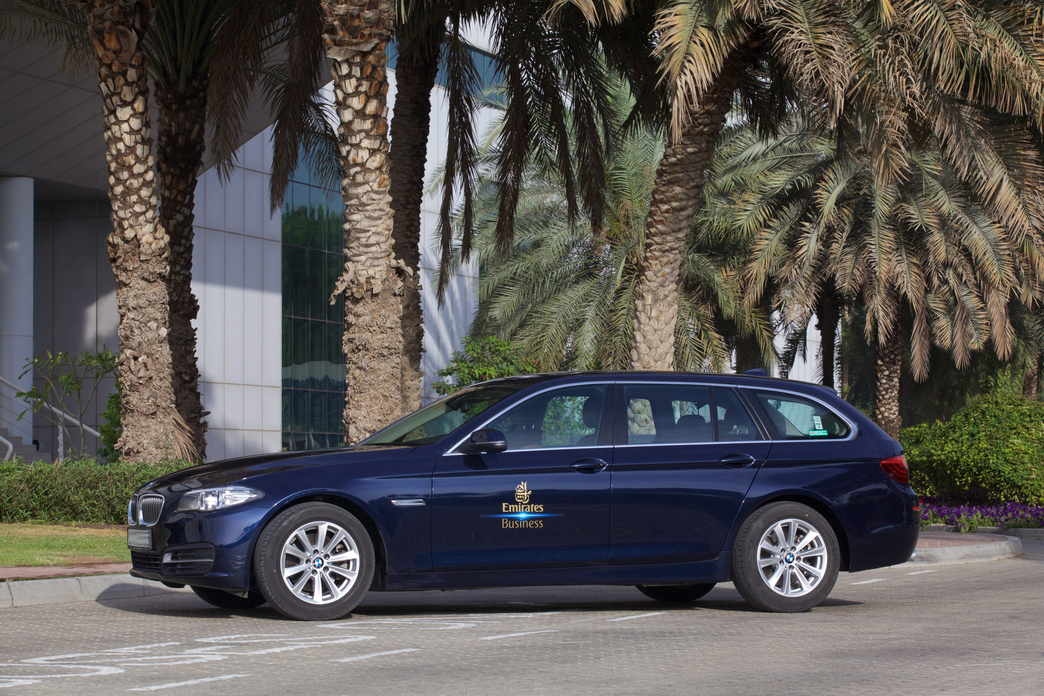 Emirates Partners With Bmw Group For Its New Fleet Of Chauffeur
