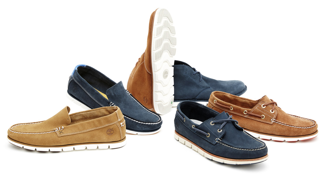 Timberland Men & Women :: SS18 :: Boat shoes