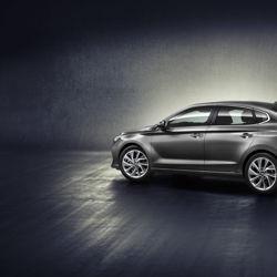 De nieuwe Hyundai i30 Fastback