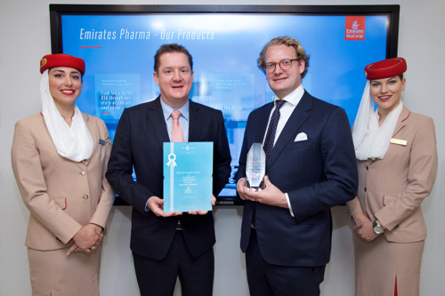 An award-winning start to 2019 for Emirates SkyCargo