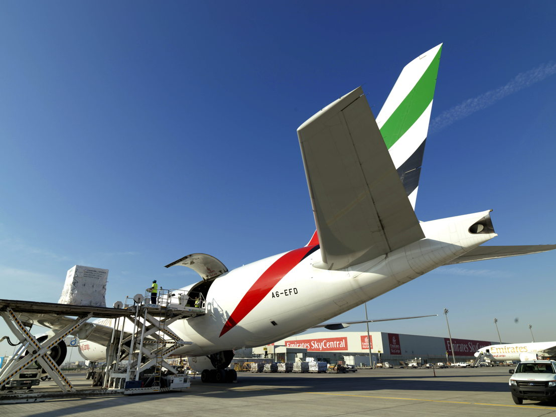 Emirates SkyCargo operates a fleet of 14 freighter aircraft for cargo charter operations.