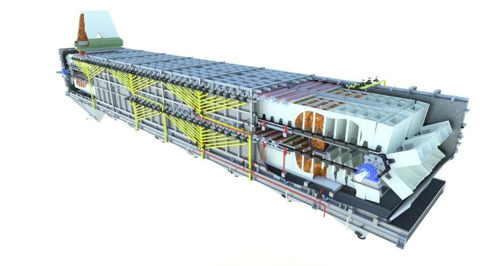 JJ-Lurgi Debuts its Twin-Track Sliding Cell Extractor in its Largest Extraction Plant Project