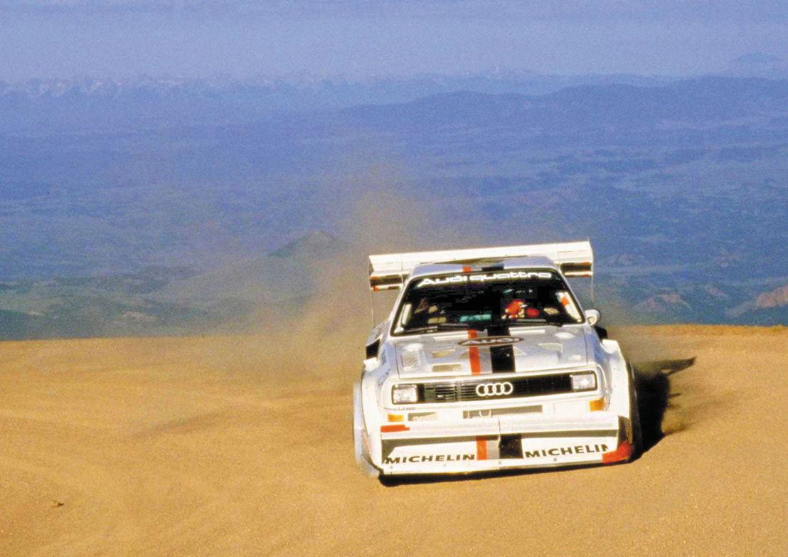 Audi Sport quattro S1 (E2), model year 1987