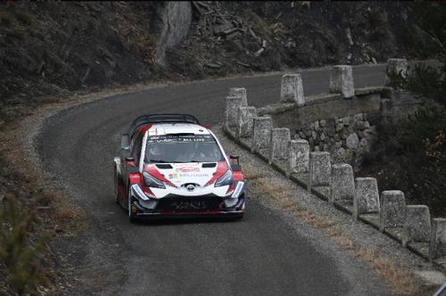 WRC Rally France (Tour de Corse) Preview - Island asphalt challenge awaits TOYOTA GAZOO Racing