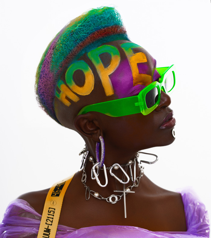 HOPE Collection by OLGA GARCÍA