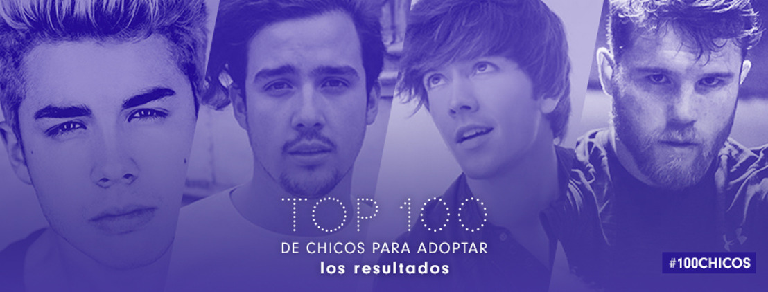 Éste es el top de chicos más adoptables, según las mexicanas