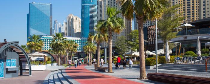 سكان دبي يختارون ذا بيتش في مساكن شاطئ جميرا كوجهتهم المفتوحة المفضلة