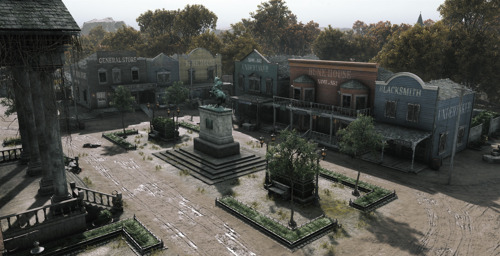 Crytek announces that Hunt: Showdown's new map, DeSalle, is available on live PC servers today and on Xbox & PlayStation platforms in early August