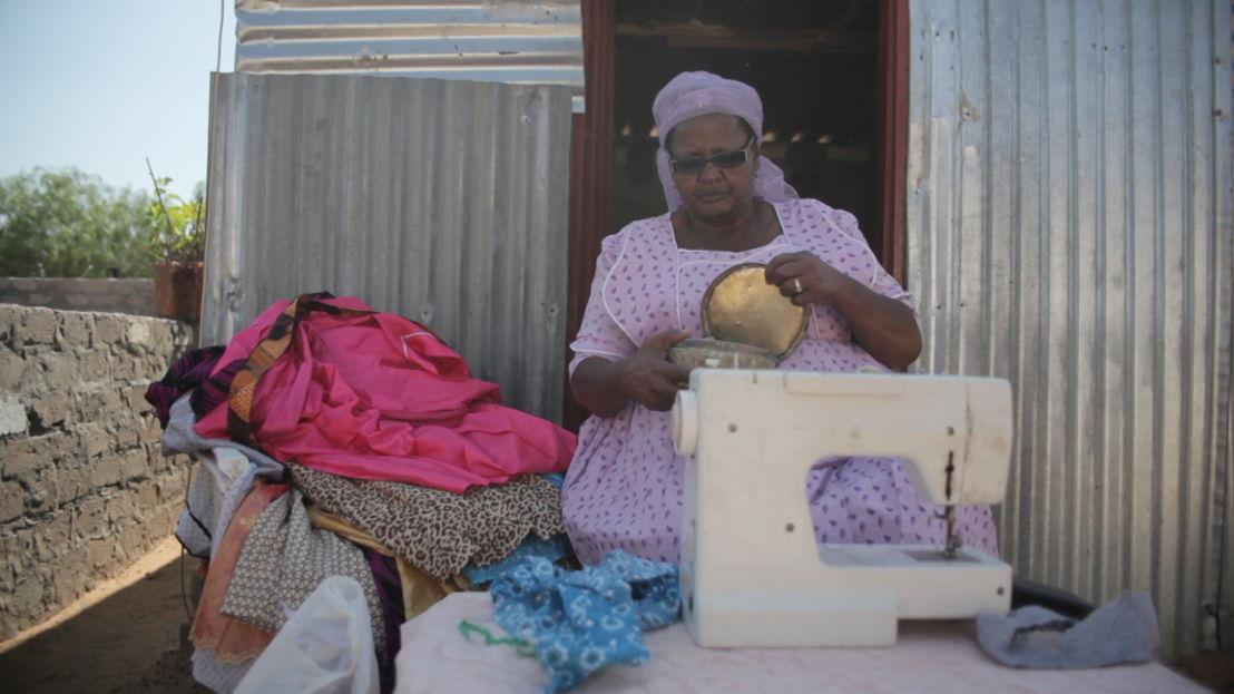 Panorama - Iedereen Win for Life - Namibië - (c) VRT