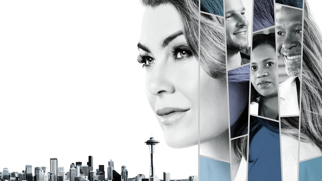 De dokters van Grey's Anatomy zijn vanaf morgen terug