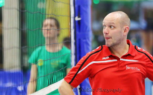Olivier Foets, volleybalcoach bij As en teamcoach bij Nike, studeerde al 100 procent op afstand voor de coronacrisis